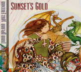 Sunset's Gold CD cover
